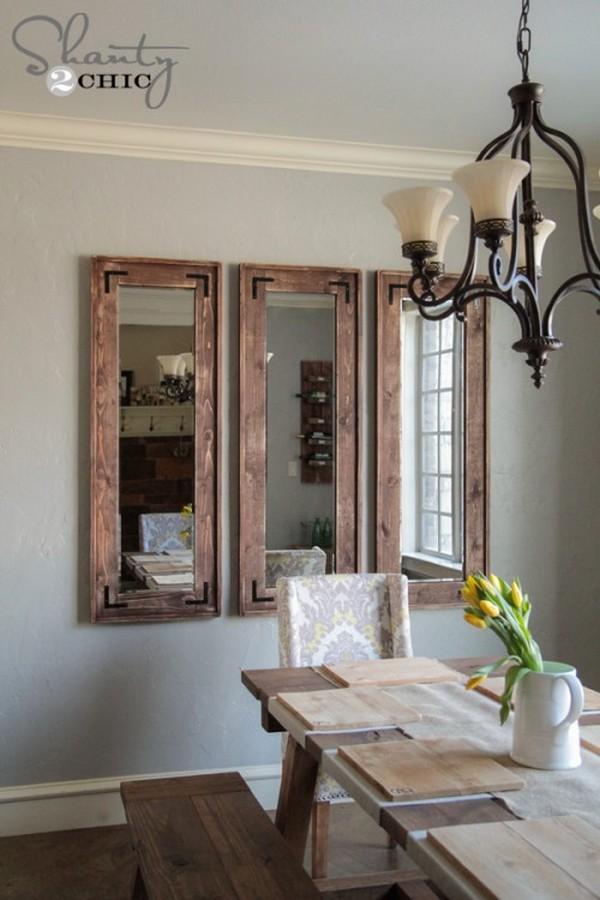 22 Ways DIY Farmhouse Decor Ideas Can Make Your Home ...