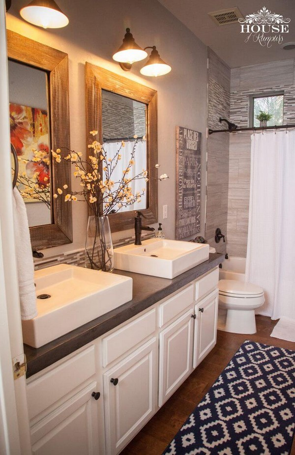 country master bathroom ideas 18 beautiful country bathroom design and decor ideas you will go crazy for the art in life 1103