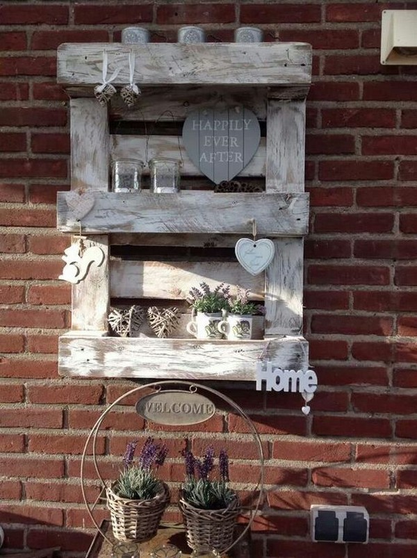 16 Ingenious Outdoor Pallet Projects for All DIY Lovers ...