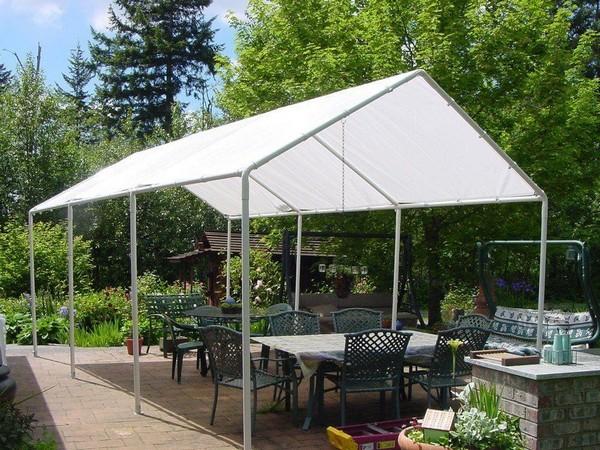 16 Easy DIY Backyard Sun Shade Ideas for your Backyard or ... on Shade Ideas For Backyard id=43673