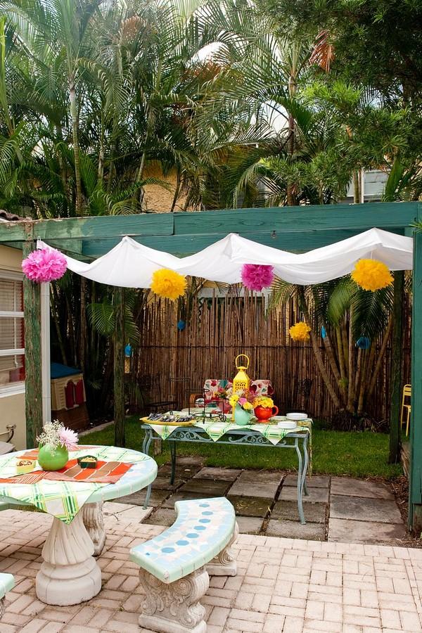 16 Easy DIY Backyard Sun Shade Ideas for your Backyard or ... on Shade Ideas For Backyard id=20769