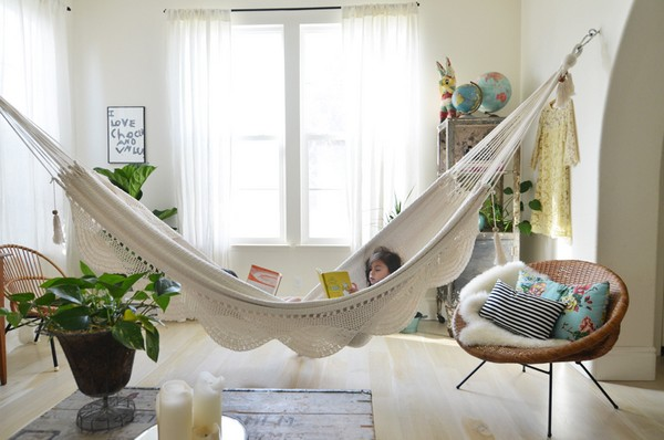 Kids Room Hammock Ideas That You Would